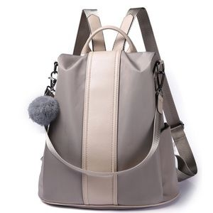 Handbags - WATERPROOF KHAKI BACKPACK